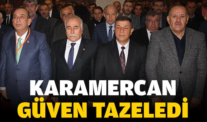 Karamercan Güven Tazeledi