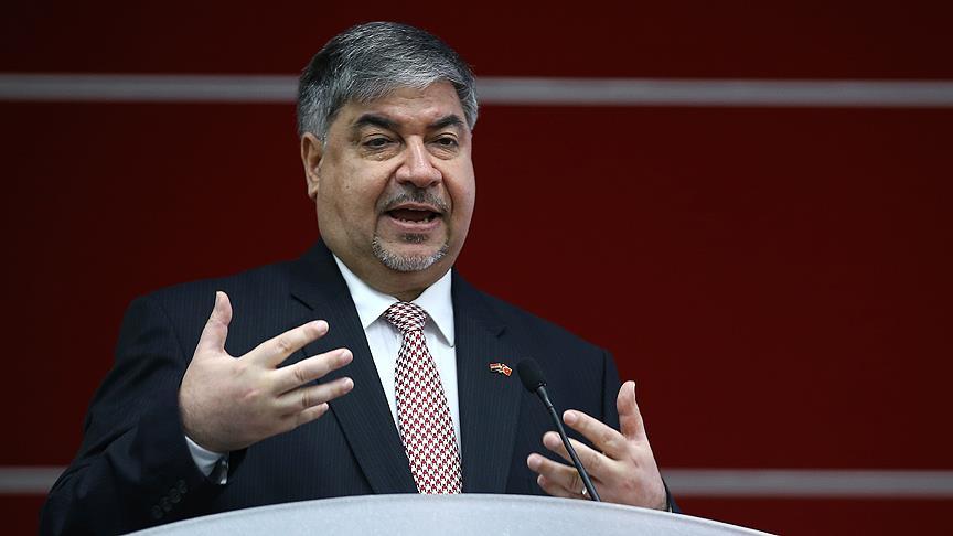 Türkiye'nin güvenliğini Irak'ın güvenliğinin bir parçası