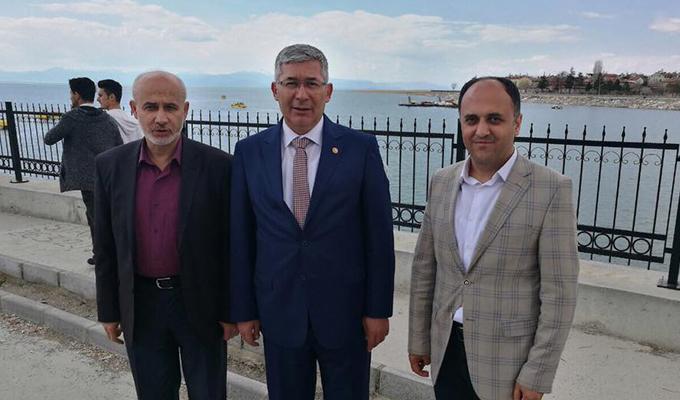 Beyşehir'e