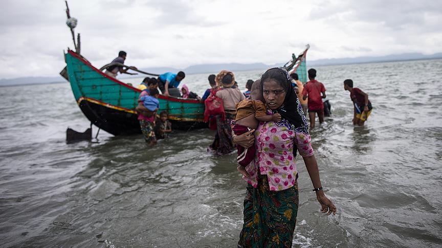 Arakanlı Müslüman örgütler Myanmar'a geri dönüşten endişeli