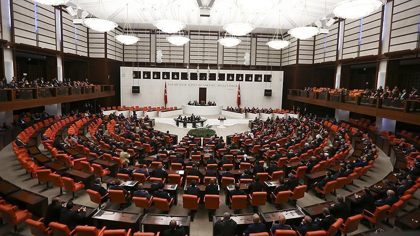 CHP'den 'siyasi haklar ve özgürlüklerle' ilgili Meclis araştırması istemi