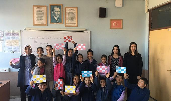 NEÜ Ereğli Eğitim Fakültesi Öğrencilerinden Kapsamlı Proje