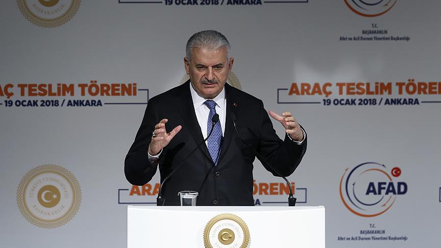 Türkiye'yi tehdit eden hiçbir oluşum müsamaha ile karşılanmayacak