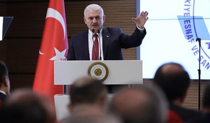 Başbakan Yıldırım: Bu operasyonun amacı bu alçakların bölgedeki yaptığı zulmü ortadan kaldırmak