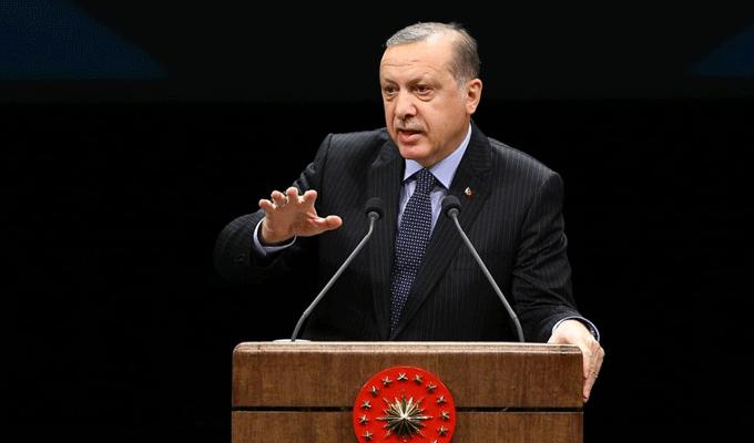 """Cumhurbaşkanı Erdoğan: Pensilvanya'daki şarlatan """"bahar yakın"""" diyor"""