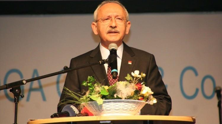 Kılıçdaroğlu'na Almanya'da Afrin protestosu
