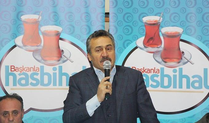 """Başkan Tutal: """"2018 çalışma planımızı taleplerle göre hazırlayacağız"""""""