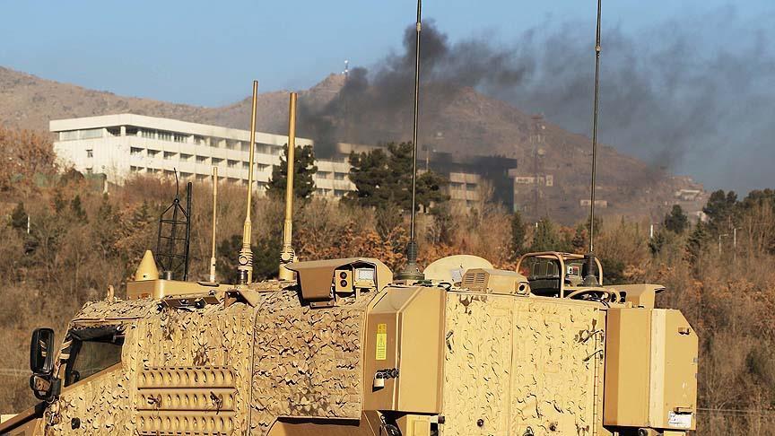 Afganistan'da terör saldırısı: 5 ölü
