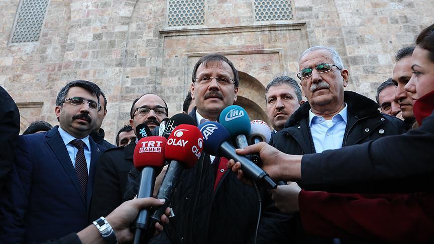 Türkiye teröristleri ve kamplarını hedef almaktadır