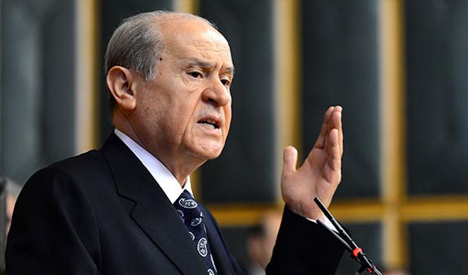 Devlet Bahçeli: Türkiye'nin kuyusu kazılmaktadır
