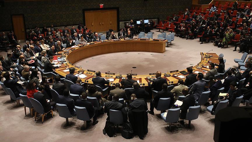 Fransa Suriye için BMGK'yı acil toplantıya çağıracak