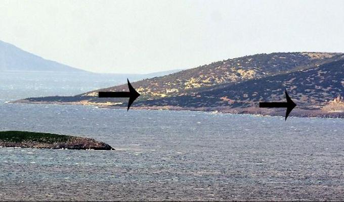 Kalalimnos'da Yunan üssü