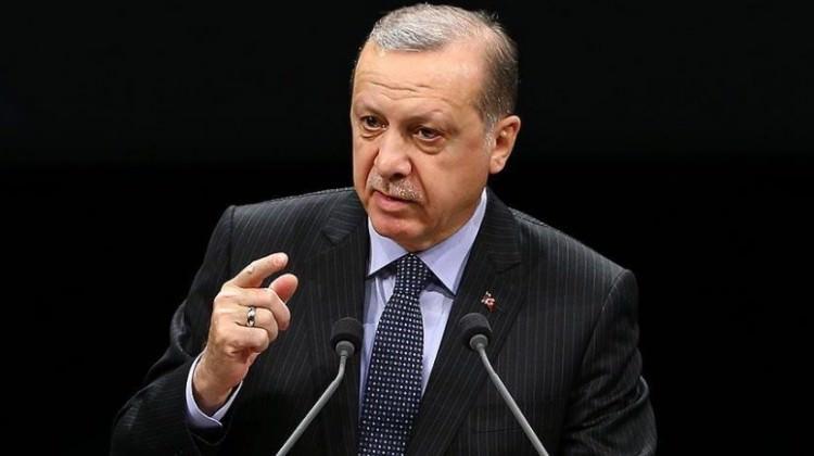 Erdoğan: Geri dönüş yok, bedelini ödeyecekler!