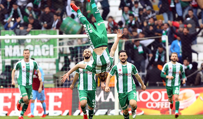 Duran toptan ilk gol!