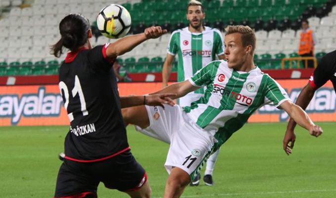 Konyaspor'un Gençlerbirliği maçı cuma gününe alınacak