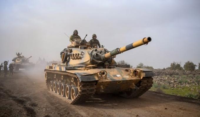 Afrin'in dünya ile bağlantısı koptu
