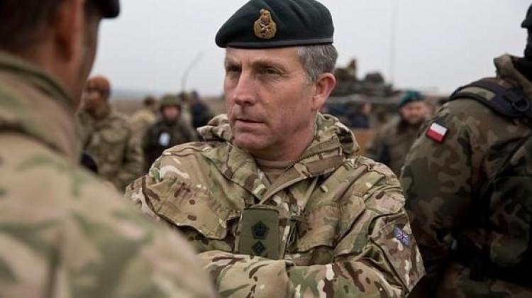 İngiliz Genelkurmay Başkanı: Suriye savaşı...