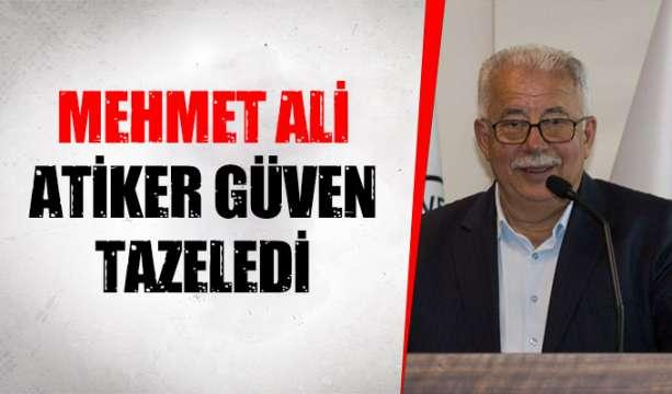 Mehmet Ali Atiker Guven Tazeledi Konya Haber Konya Son