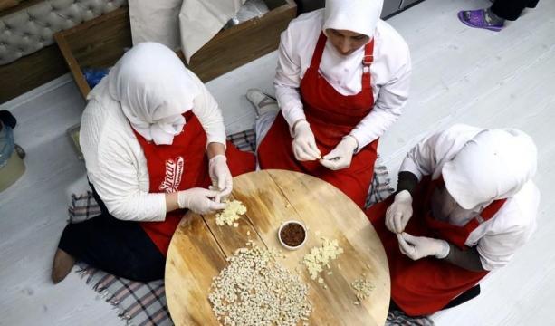Yöresel lezzetler kadınları meslek sahibi yaptı