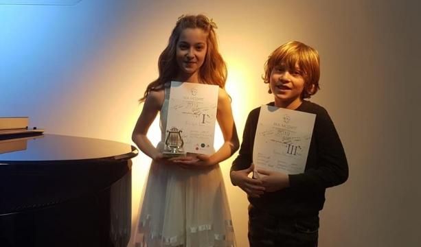 Bilkentli müzisyen kardeşler ödüle doymuyor
