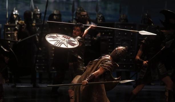 Troya Başkentlilerle 4'üncü kez buluştu