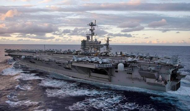 İngiltere Pasifik Okyanusu'na uçak gemisi yollayacak