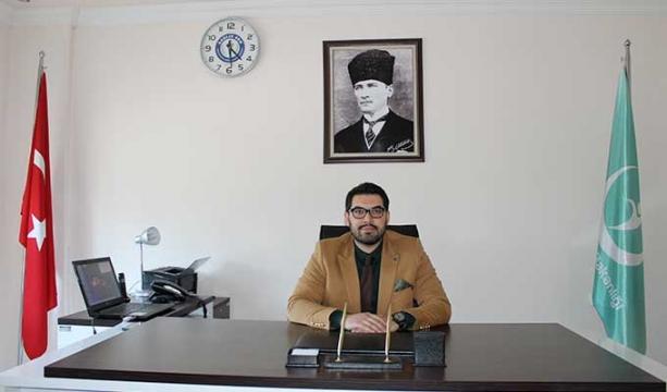 Yunak Devlet Hastanesi Başhekimi görevine başladı