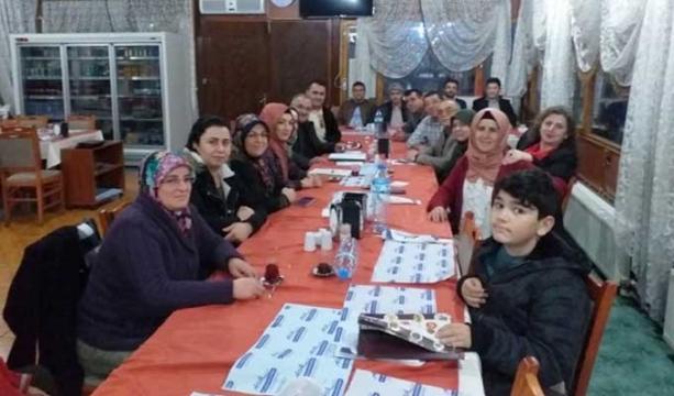 Beyşehir'de kantinciler tek çatı altında buluşuyor