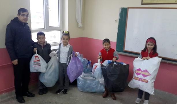 Beyşehir'de en çevreci öğrenciye bisiklet ödülü