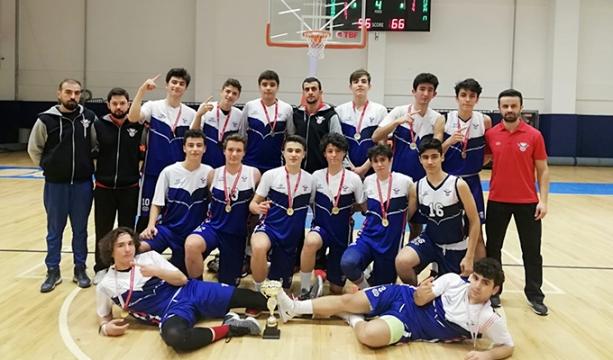 Selçuklu Basketbol şampiyon