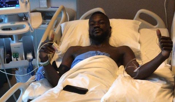 Konyasporlu Diagne ve kaleci Mücahit ameliyat oldu