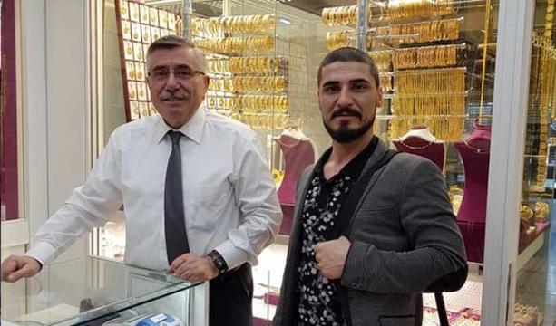 Kuşdemir'e gazeteci ziyareti