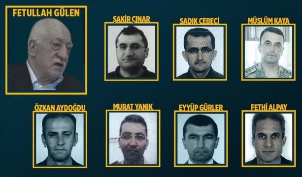FETÖ'nün İstanbul'daki 'ana darbe' davası kararına onama