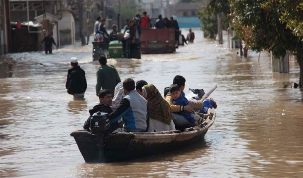 İran'da sel felaketi: 11 ölü