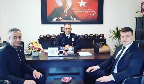 Murat Şar Polis Haftası'nı kutladı