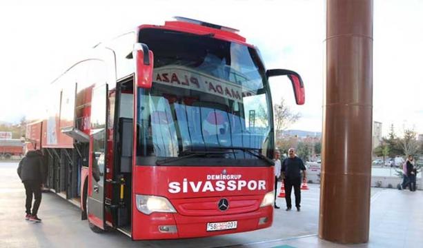 Ramada Sivasspor'a ev sahipliği yaptı