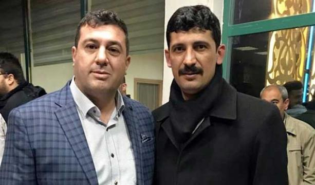 Osman Tezcan Başkan Badem ile