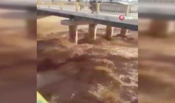 Sel Irak'ı da vurdu: Bin aile tahliye edildi