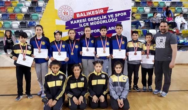 Okullar Judo Türkiye Şampiyonasına Konya Damgası