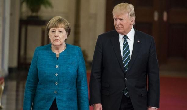 Almanya-ABD güvenlik ortaklığı çatırdıyor mu?