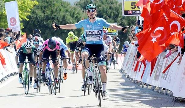 Cumhurbaşkanlığı Türkiye Bisiklet Tur'u (Tour Of Turkey) Devam Ediyor