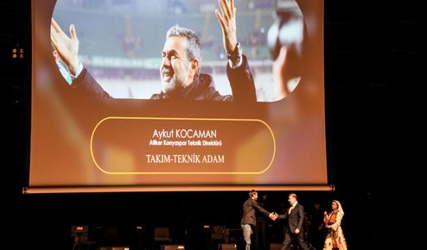 Konyaspor'a 2 ödül