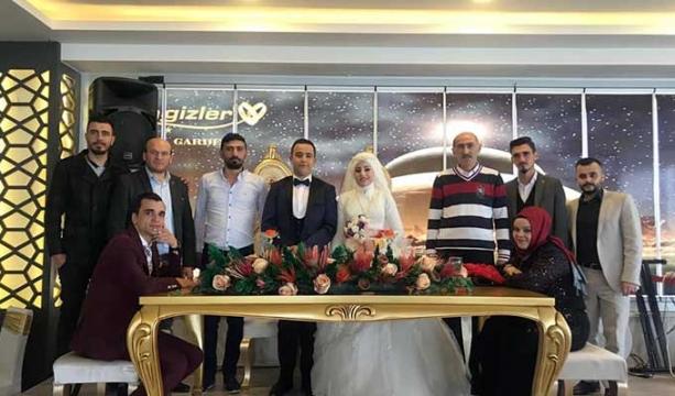 Mustafa Balta düğün törenine katıldı