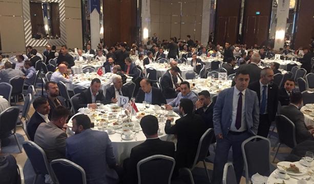 Asriad Yönetimi İstanbul'da İftar Programında Buluştu