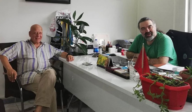 Dayıoğlugil'den Dargeçit'e ziyaret
