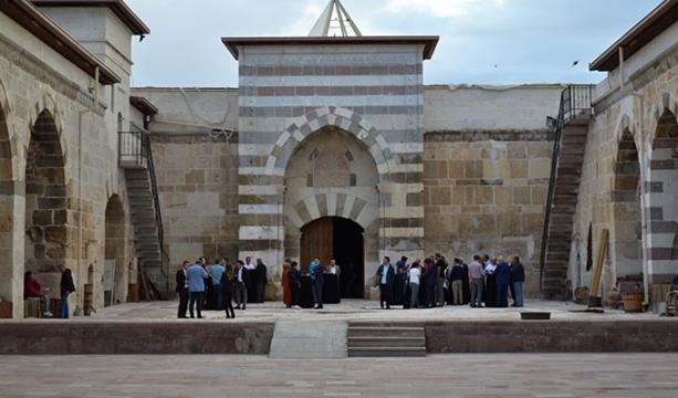 TURİDER Üyeleri Zazadın Han'da Bayramlaştı
