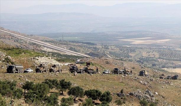 Suriye'deki gözlem noktasına rejim güçlerinden havan saldırısı