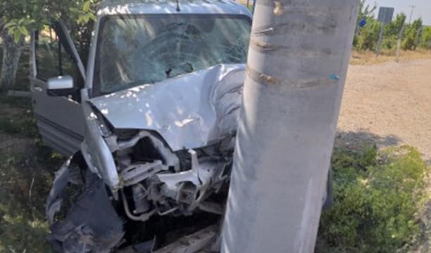 Karapınar'da trafik kazaları: 3 yaralı