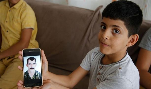 'Babam öldükten sonra kalbim bomboş kaldı'