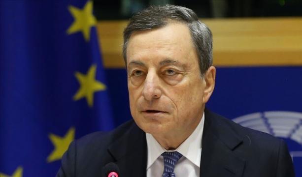 'Faiz indirimi ve parasal genişleme, ECB araç setinin bir parçası'